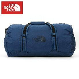 ノースフェイス THE NORTH FACE 正規品 メンズ レディース ボストンバッグ BASIC ZIP FLYWEIGHT DUFFEL L ESTATE BLUE 32L