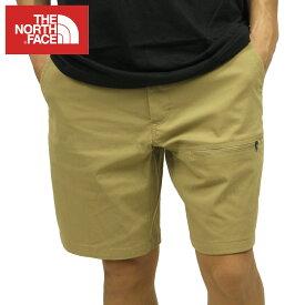 ノースフェイス ショートパンツ メンズ 正規品 THE NORTH FACE ボトムス ハーフパンツ ショートパンツ GRANITE FACE SHORT KELP TAN