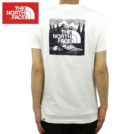 ノースフェイス Tシャツ メンズ 正規品 THE NORTH FACE 半袖Tシャツ クルーネックTシャツ バックプリント SHORT SLEEVE REDBOX CELEBRATION TEE NF0A2ZXE TNF WHITE