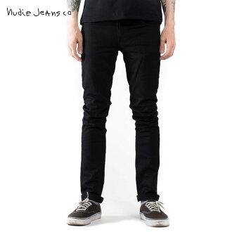 Nudie jeans Nudie Jeans men's jeans Grim Tim 996 Organic Black Ring A62B B1C C2D D1E E13F10P28oct13