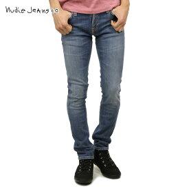 ヌーディージーンズ ジーンズ メンズ 正規販売店 Nudie Jeans ジーパン Long John Clean Street 493 1120130