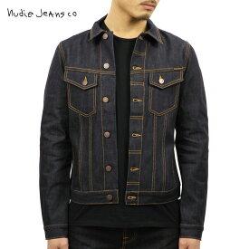 ヌーディージーンズ アウター メンズ 正規販売店 Nudie Jeans ジャケット デニムジャケット BILLY DRY RING DENIM JACKET DENIM B26 160471 5003