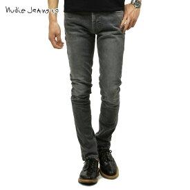 ヌーディージーンズ ジーンズ メンズ 正規販売店 Nudie Jeans ジーパン Lean Dean 693 Grey Hunt 112264 D00S20