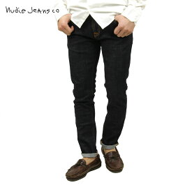 ヌーディージーンズ ジーンズ メンズ 正規販売店 Nudie Jeans ジーパン LONG JOHN TWILL RINSED 035 1112870
