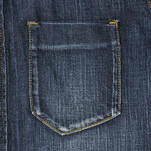 予約商品8-10月頃入荷予定ヌーディージーンズNudieJeans正規販売店メンズ長袖シャツSTENDARKAUTHENTIQUESHIRT1405063009DENIM