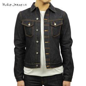 ヌーディージーンズ アウター メンズ 正規販売店 Nudie Jeans ジャケット デニムジャケット KENNY DRY RING DENIM JACKET DENIM B26 160561 5018