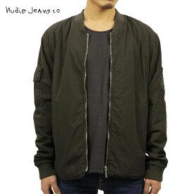 ヌーディージーンズ アウター メンズ 正規販売店 Nudie Jeans ジャケット MA-1 TOR MA-1 JACKET BUNKER B86 160553 5027