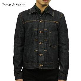 【ポイント10倍 12/4 20:00〜12/11 01:59まで】 ヌーディージーンズ アウター メンズ 正規販売店 Nudie Jeans ジャケット デニムジャケット SONNY DENIM JACKET RINSE BLUE 160590