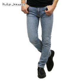 ヌーディージーンズ ジーンズ メンズ 正規販売店 Nudie Jeans ジーパン シンフィン THIN FINN JEANS LIGHT BLUE COMFORT 996 1129850 1140 父の日 ギフト ラッピング無料