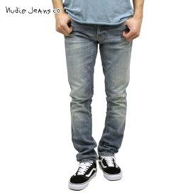 ヌーディージーンズ ジーンズ メンズ 正規販売店 Nudie Jeans グリムティム ボトムス ジーパン GRIM TIM DENIM JEANS FADED ASH 872 1126410