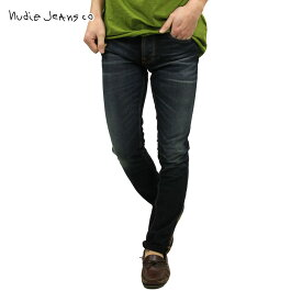 ヌーディージーンズ ジーンズ メンズ 正規販売店 Nudie Jeans グリムティム ボトムス ジーパン GRIM TIM DENIM JEANS DARK GLORY 866 1126400