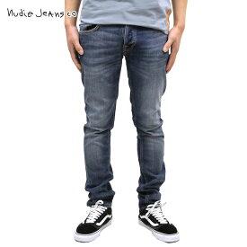 ヌーディージーンズ ジーンズ メンズ 正規販売店 Nudie Jeans グリムティム ボトムス ジーパン GRIM TIM DENIM JEANS DARK USED SLUB 946 1129570