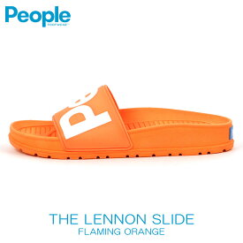 38dc24b0fd6875 ピープルフットウェア PEOPLE 正規品 メンズ 靴 シューズ サンダル レノン スライド THE LENNON SLIDE NC04S
