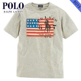 083dd3e4b4c ポロ ラルフローレン キッズ POLO RALPH LAUREN CHILDREN 正規品 子供服 ボーイズ 半袖Tシャツ