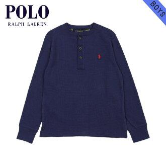 Poloralflorenkids POLO RALPH LAUREN CHILDREN genuine kids clothing boys Henry neck long sleeve T shirt HENRY LONG TEE 10P07Nov15