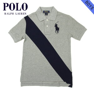 20%OFFセール 【販売期間 6/21 10:00〜6/24 23:59】 ポロ ラルフローレン キッズ POLO RALPH LAUREN CHILDREN 正規品 子供服 ボーイス ポロシャツ BIG PONY S/S POLO 323604553001 D00S20