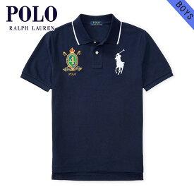 ポロ ラルフローレンキッズ POLO RALPH LAUREN CHILDREN 正規品 子供服 ボーイズ ポロシャツ COTTON MESH POLO SHIRT 112934956 父の日 ギフト ラッピング