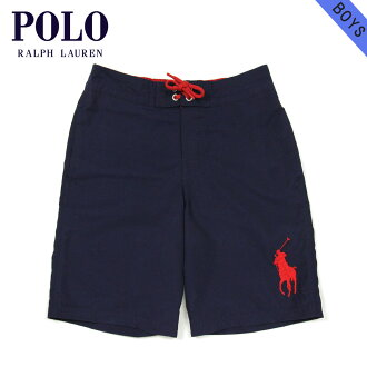 c534fad852 Rakuten Ichiba shop MIXON: Polo Ralph Lauren kids POLO RALPH LAUREN  CHILDREN regular article children's clothes Boys swimming underwear  swimsuit SWIM TRUNK ...