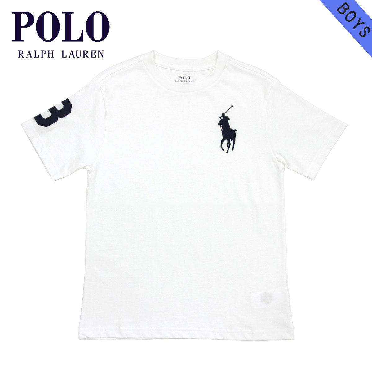 ポロ ラルフローレンキッズ POLO RALPH LAUREN CHILDREN 正規品 子供服 ボーイズ ビッグポニー 半袖Tシャツ BIG PONY TEE