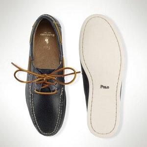 POLORALPHLAURENポロラルフローレン正規品メンズ靴シューズBienneBoatShoe