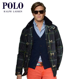 Polo Ralph Lauren POLO RALPH LAUREN regular article men outer jacket Plaid Fireman's Jacket 10P12Sep14