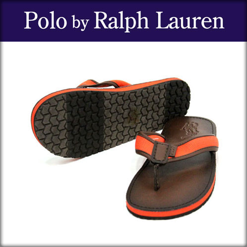 【販売期間 2/19 10:00〜3/2 9:59】 ポロ ラルフローレン POLO RALPH LAUREN 正規品 サンダル Seacroft Suede Sandal