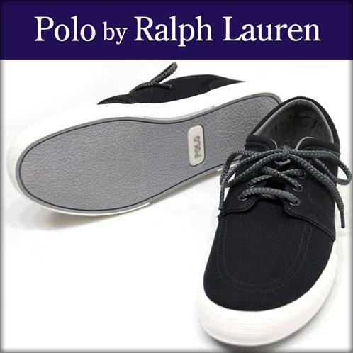 【15%OFFセール 5/25 10:00〜5/30 23:59】 ポロ ラルフローレン POLO RALPH LAUREN 正規品 メンズ 靴 シューズ CANVAS FAXON LOW SNEAKER
