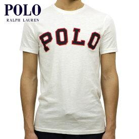 """【販売期間 9/18 10:00〜9/24 09:59】 ポロ ラルフローレン Tシャツ 正規品 POLO RALPH LAUREN 半袖Tシャツ CUSTOM-FIT """"POLO"""" T-SHIRT D15S25 買いまわり"""