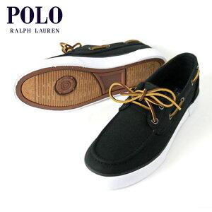 ポロラルフローレンPOLORALPHLAUREN正規品メンズ靴シューズCANVASSANDERSNEAKER