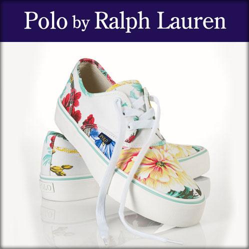 ポロ ラルフローレン POLO RALPH LAUREN 正規品 メンズ 靴 シューズ FLORAL MORRAY SNEAKER