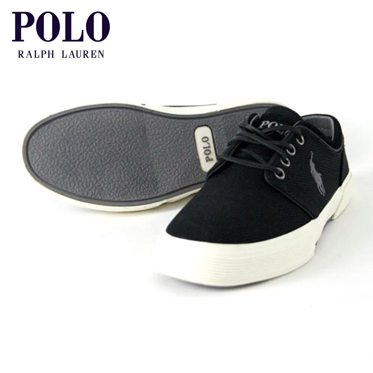 ポロ ラルフローレン POLO RALPH LAUREN 正規品 メンズ 靴 シューズ TWILL FAXON LOW SNEAKER