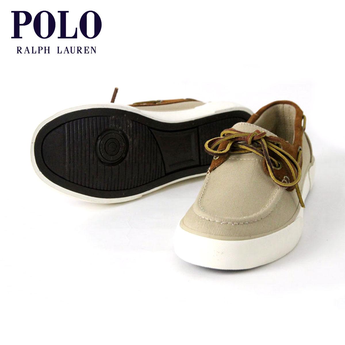 ポロ ラルフローレン POLO RALPH LAUREN 正規品 メンズ 靴 シューズ RYLANDER CHINO SNEAKER D00S15