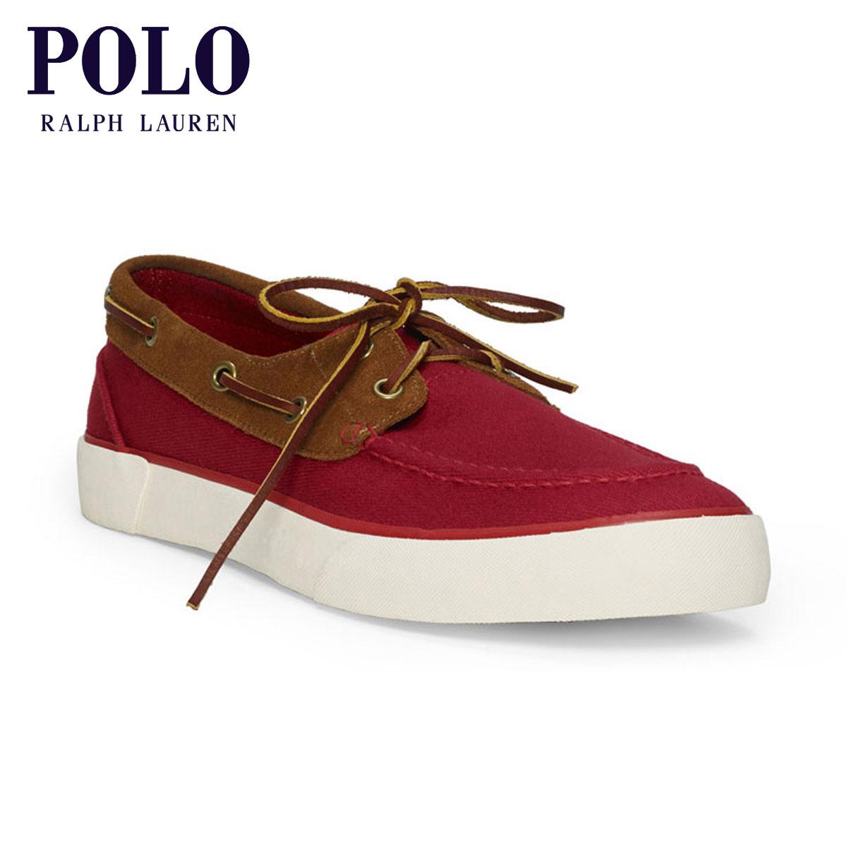 【販売期間 2/19 10:00〜3/2 9:59】 ポロ ラルフローレン POLO RALPH LAUREN 正規品 メンズ 靴 シューズ RYLANDER CHINO SNEAKER