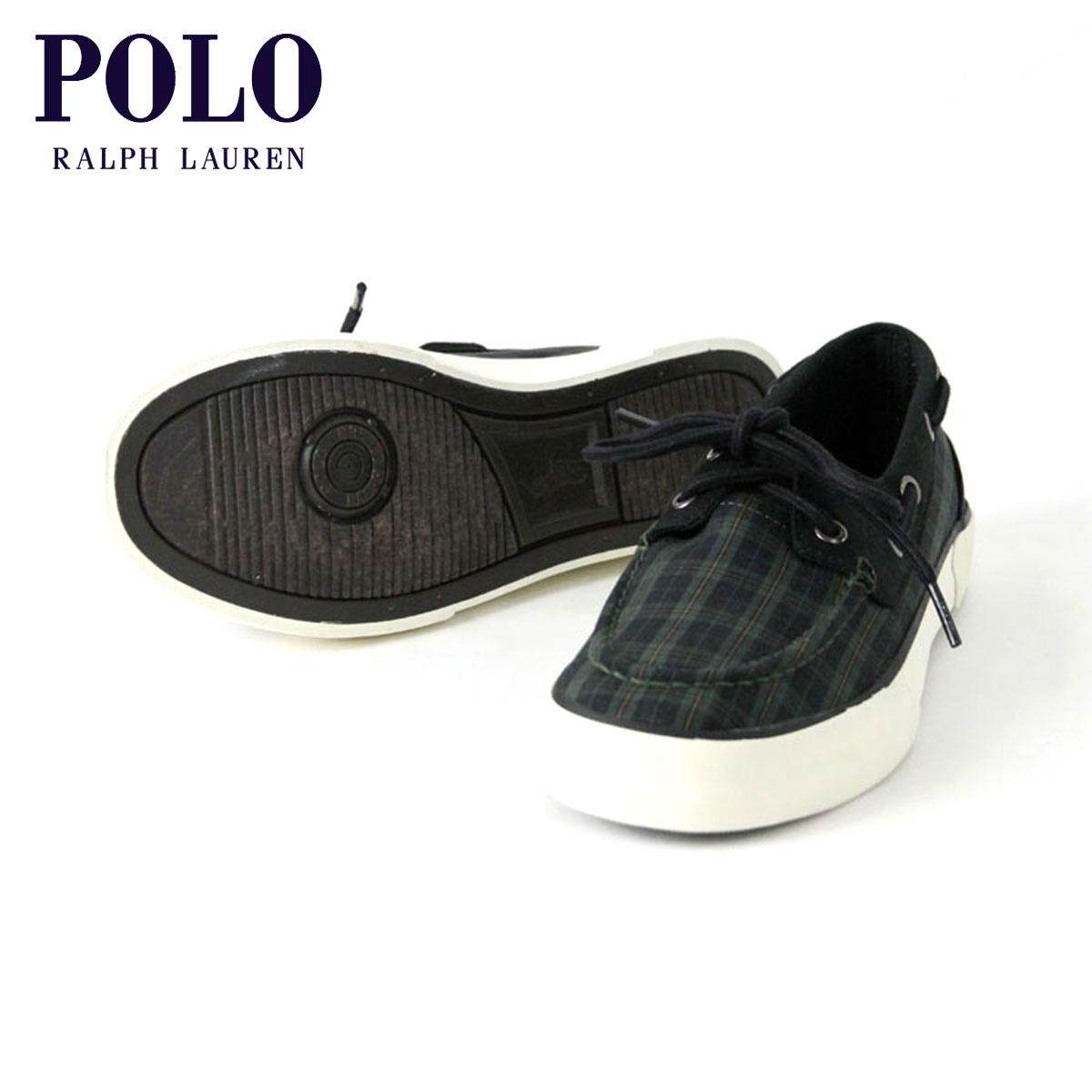 ポロ ラルフローレン POLO RALPH LAUREN 正規品 メンズ 靴 シューズ LANDER PLAID SNEAKER