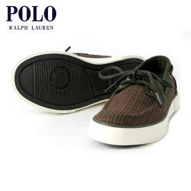 ポロ ラルフローレン POLO RALPH LAUREN 正規品 メンズ 靴 シューズ LANDER PLAID SNEAKER D20S30