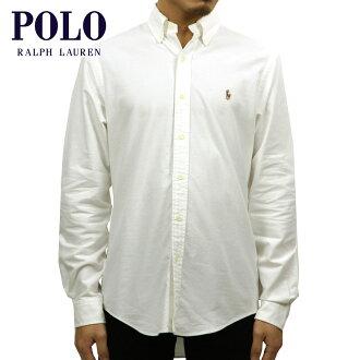 폴로랄프로렌 셔츠 맨즈 정규품 POLO RALPH LAUREN 긴소매 셔츠 Classic-Fit Oxford Shirt D00S20