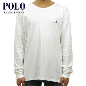 15%OFFセール 【販売期間 9/19 20:00〜9/24 01:59】 ポロ ラルフローレン Tシャツ メンズ 正規品 POLO RALPH LAUREN 長袖Tシャツ L/S CREW NECK TEE D00S15 買いまわり
