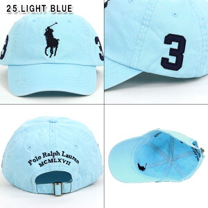 ポロラルフローレンPOLORALPHLAUREN正規品帽子ビッグポニーナンバリングベースボールキャップBigPonyHat