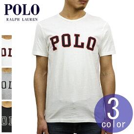 ポロ ラルフローレン POLO RALPH LAUREN 正規品 メンズ スリムフィット 半袖ロゴTシャツ CUSTOM SLIM FIT COTTON T-SHIRT