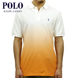 ポロ ラルフローレン ポロシャツ 正規品 POLO RALPH LAUREN 半袖ポロシャツ CLASSIC FIT GRADATION POLO SHIRT