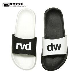リバーサル REVERSAL 正規販売店 メンズ レディース シャワーサンダル rvddw SANDAL rv19ss044 b