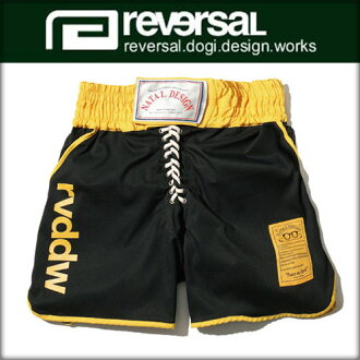 负片REVERSAL正规的店铺人短裤NATAL DESIGN x rvddw ROB SHORTS rvnat15aw001 ATHLETIC