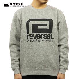 リバーサル REVERSAL 正規販売店 メンズ トレーナー BIG MARK HOOD FLEECE D00S20