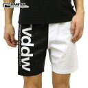 予約商品 10月頃入荷予定 リバーサル REVERSAL 正規販売店 メンズ ショートパンツ NEW rvddw SHORTS BASIC WHITE/BLACK