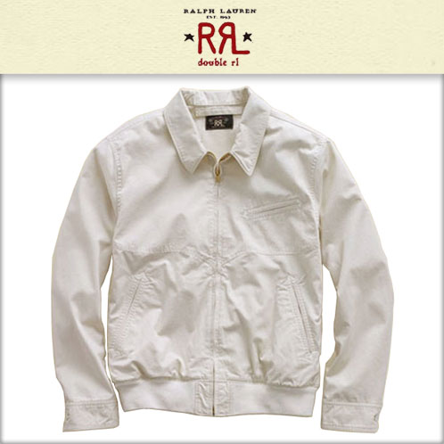 【15%OFFセール 1/26 10:00〜1/29 9:59】 ダブルアールエル RRL 正規品 メンズ ジャケット Winslow Jacket