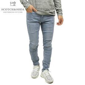 スコッチアンドソーダ ジーンズ メンズ 正規販売店 SCOTCH&SODA ジーパン SKIM - COOL POOL COOL POOL 150964 85542 60 D