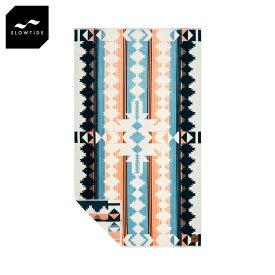 スロウタイド タオル 正規販売店 SLOWTIDE タオル ビーチタオル CAMPER BEACE TOWEL ST307 BLUE