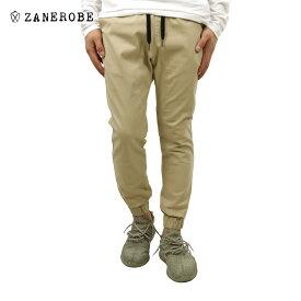 ゼンローブ ZANEROBE 正規販売店 メンズ チノ ジョガーパンツ SURESHOT CHINO JOGGER PANTS TAN 756JP-MTG