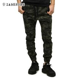 ゼンローブ ZANEROBE 正規販売店 メンズ チノ ジョガーパンツ SURESHOT CHINO JOGGER PANTS DK CAMO 759-MTG
