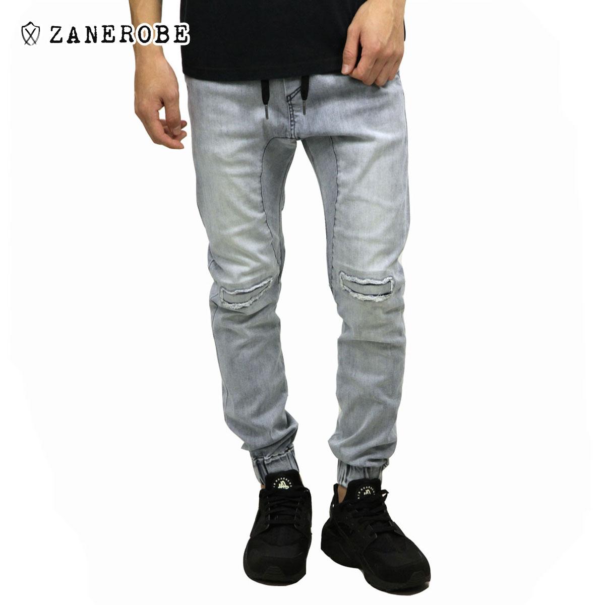 ゼンローブ ZANEROBE 正規販売店 メンズ ジーンズ デニムパンツ SURESHOT JOGGER DENIM PANTS BLONDE WASH 714-MET